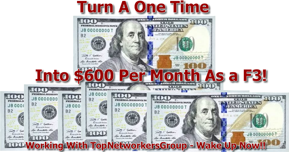 join the $600 per month Club from WakeUpNow - work with TNG