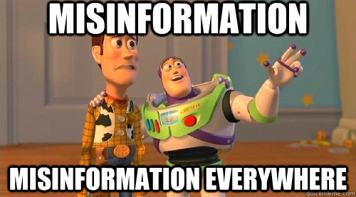 misinformation-everywhere