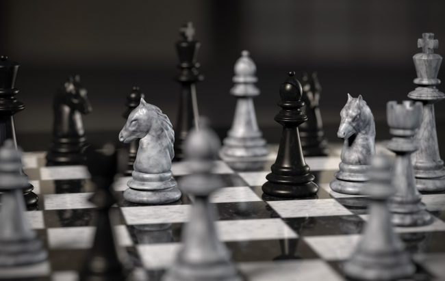 Intelligent Marketers Know Business is Chess not Checkers
