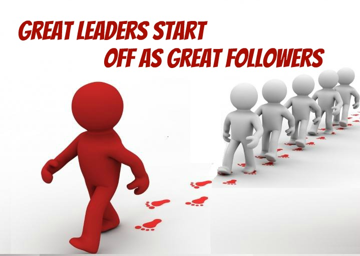 following to be a Leader