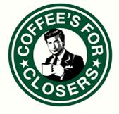 from the best sales film ever - coffee is for closers