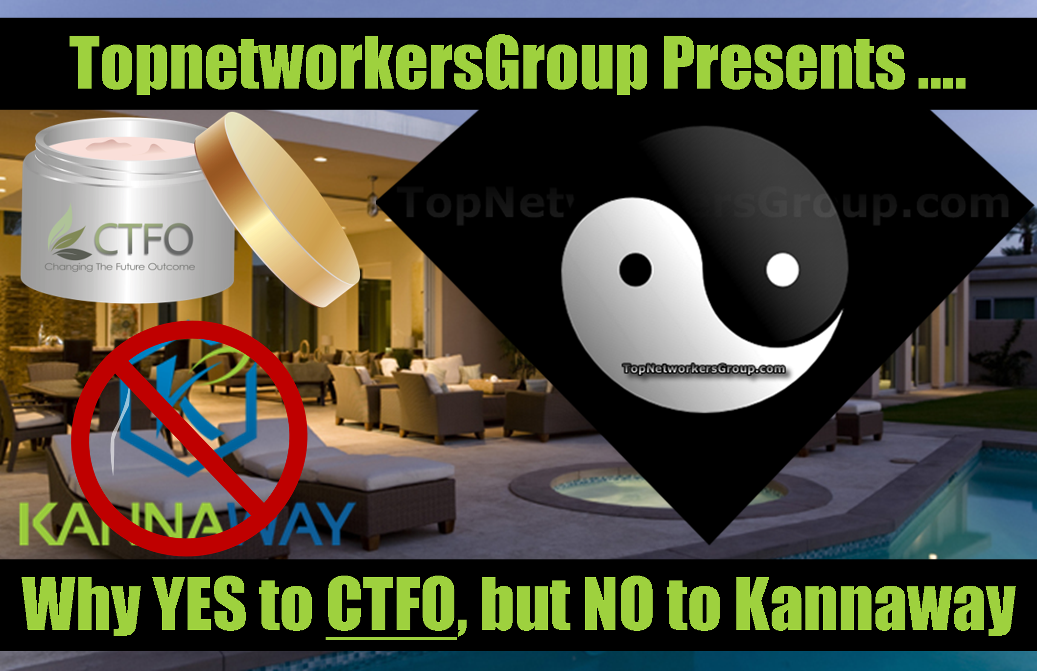 removal of my youtube video on ctfo vs kannaway